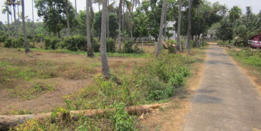Plot for sale at Thrissur Dist.