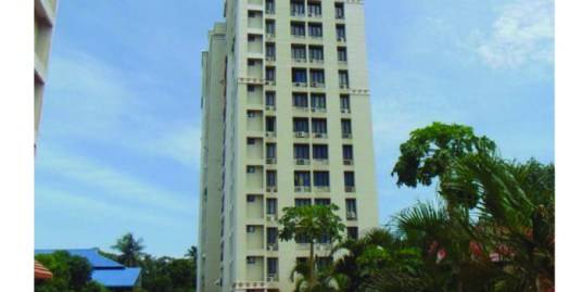 FLAT FOR SALE AT THRISSUR