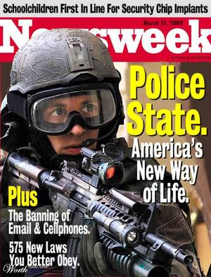 Is America a Police State Yet?