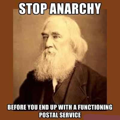 Stop Anarchy