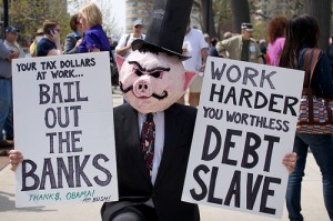 Bankers Gone Wild - How The Us Government Helped Wall Street Gang-rape America