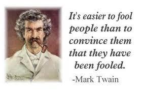 TwainFooled