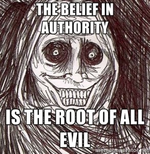 AuthorityEvil