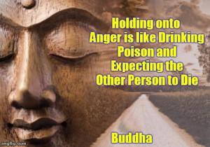 Buddha-Anger-Poison