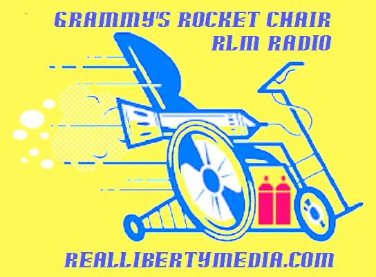 Grammys Rocket Chair