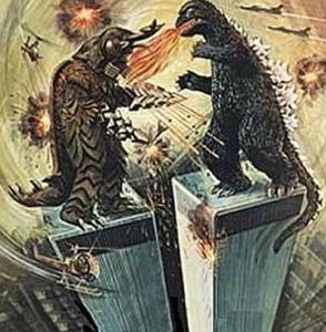Godzilla Towers
