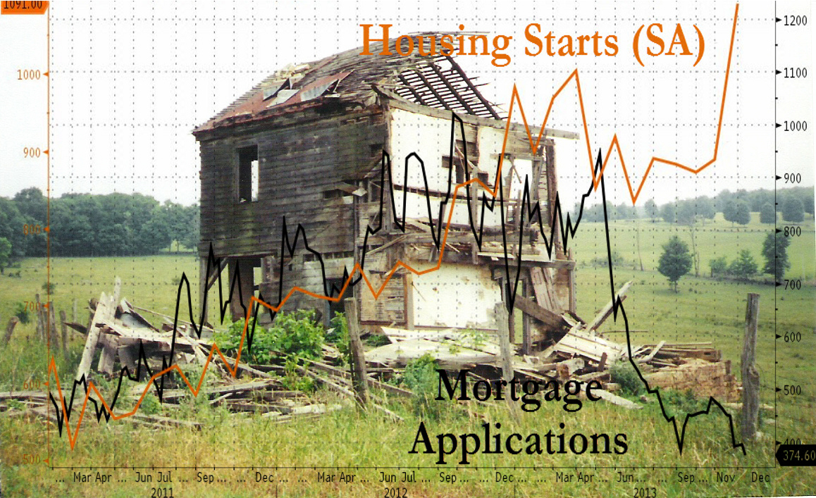 Housing Collapse In America