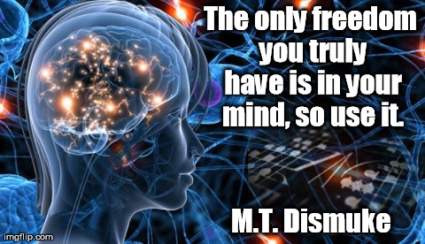 Thinking Is Freedom