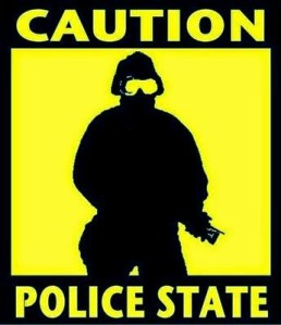 Caution: Police State