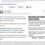 Oregon Shooting