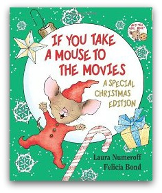 Take a mouse to the movies Christmas Edition