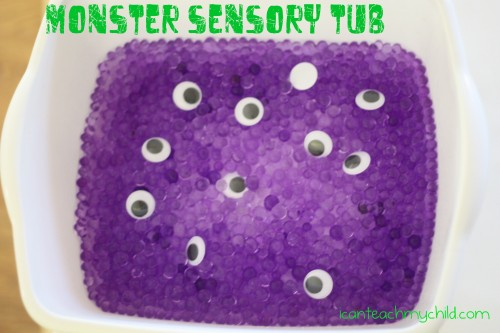 monster sensory tub