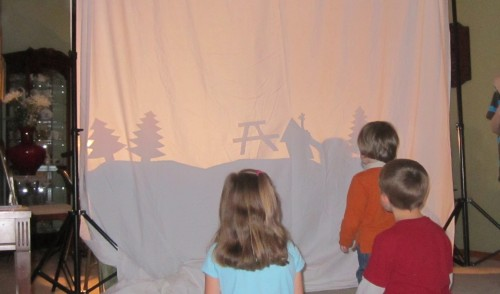 Shadow Puppets for Family Fun