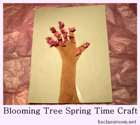 Spring Time Craft