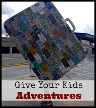 give your kids adventures