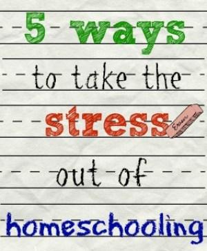 hs stress