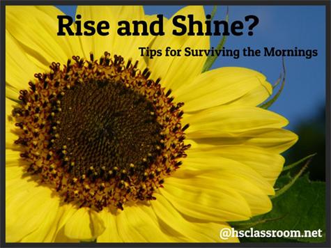 Surviving Mornings