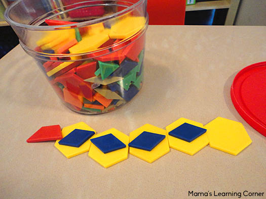 Printable Learning Activities for Preschoolers
