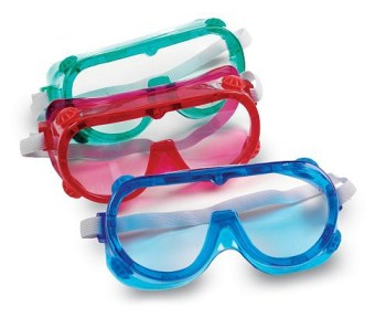 preschool science goggles