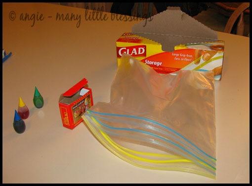 pasta craft ingredients 2