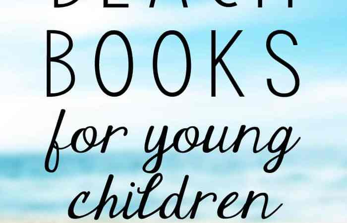 Ten Best Beach Books for Young Children