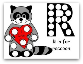 raccoon magnet page