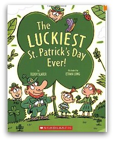 The Luckiest St patrick's Day ever!