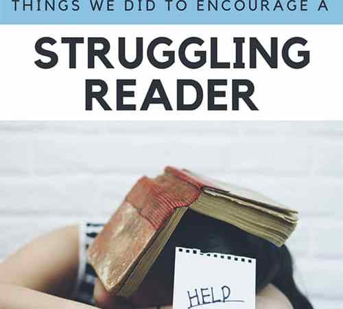10 Strategies for Parents to Help Struggling Readers