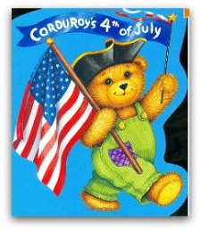 Corduroy 4th of July