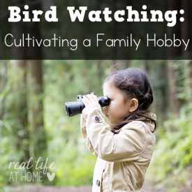 Bird Watching: How to Cultivate Bird Watching as a Fun Family Hobby