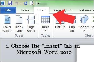 How to Merge Documents in Microsoft Word 2010