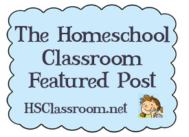 Homeschool Classroom Featured Post