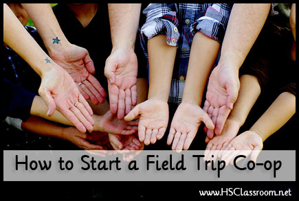 How to Start a Field Trip Co-op