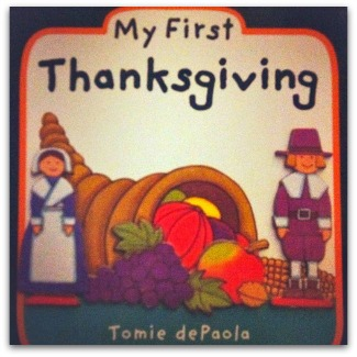 Tomie dePaola - My First Thanksgiving