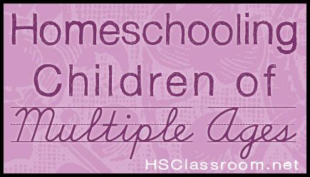 homeschool multiple ages