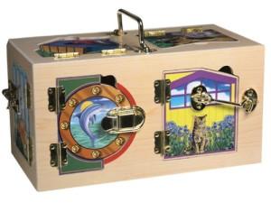 latches box