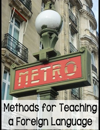 Methods for Teaching a Foreign Language to Your Child