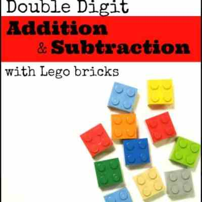 Double Digit: Addition and Subtraction with LEGO Bricks