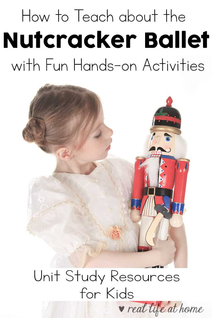 picture relating to Nutcracker Worksheets Printable named How towards Train more than The Nutcracker Ballet: Enjoyable Palms-upon