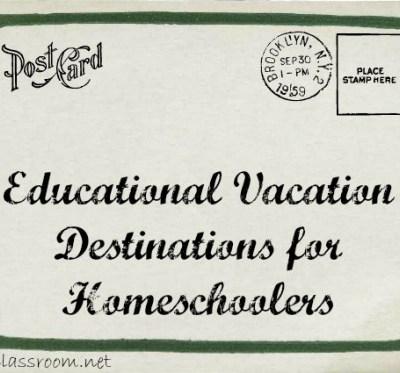Educational Vacations
