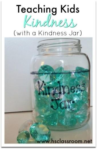 Teaching Kids Kindness with a Kindness Jar