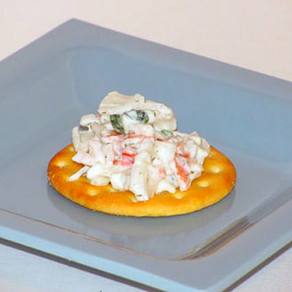 Quick and Easy Crab Dip Recipe