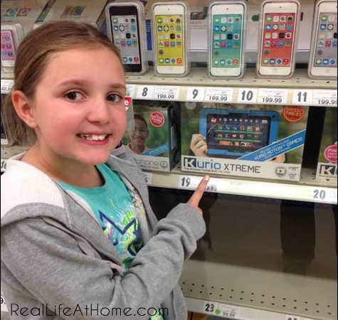 Awesome Tablet for Kids: The Kurio Xtreme Android Tablet {Plus a Giveaway!}