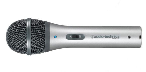 Begin a Podcast - Equipment Recommendation: Audio Technica Microphone