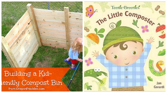 composting activities for kids