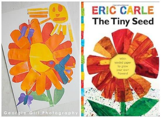 garden activities for preschoolers