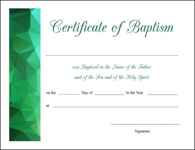 Baptism certificate template 28 best certificates images on free printable baptism first communion and confirmation certificates yadclub Image collections