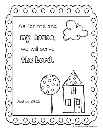 photograph relating to Free Printable Scripture Coloring Pages for Adults identify Household-Themed Scripture Coloring Web pages Free of charge Printables