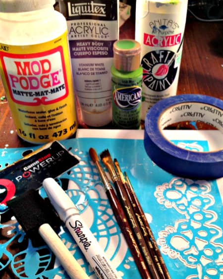 She Art Supplies