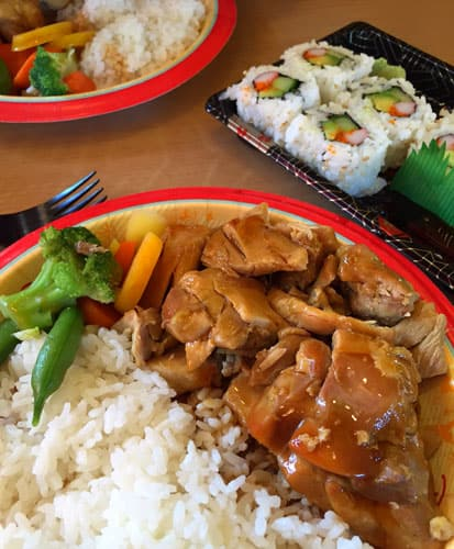 Katsura Grill - Disney World {Quick Service Dining Option}